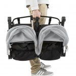 nano duo_holding buggy_silver